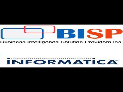 Http Www Bisptrainings Com Course Informatica Developer Track Business Intelligence Solutions Training Tutorial Business Intelligence