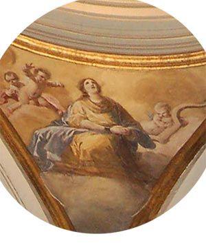 gw181 Alegoría de la Paciencia 1781