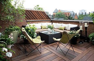 9 Amazing Outdoor Spaces You'll Dream About This Summer