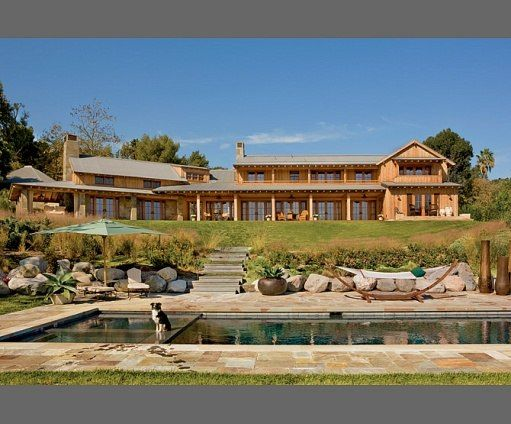 Best Richard Dean Anderson S Home In Malibu Which He Helped 400 x 300