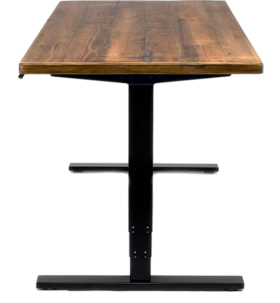 Uplift 900 Reclaimed Wood Stand Up Desk To In 2019