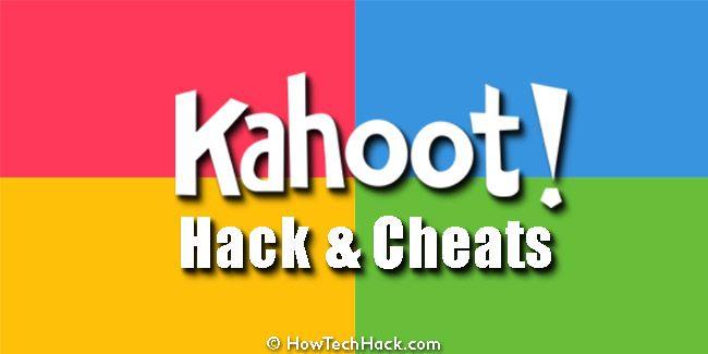 Kahoot Hack & Cheats | How Tech Hack | Point hacks, Hacks