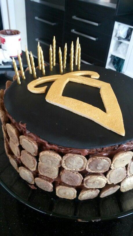 Mortal Instruments Cake Shadowhunters Pinterest