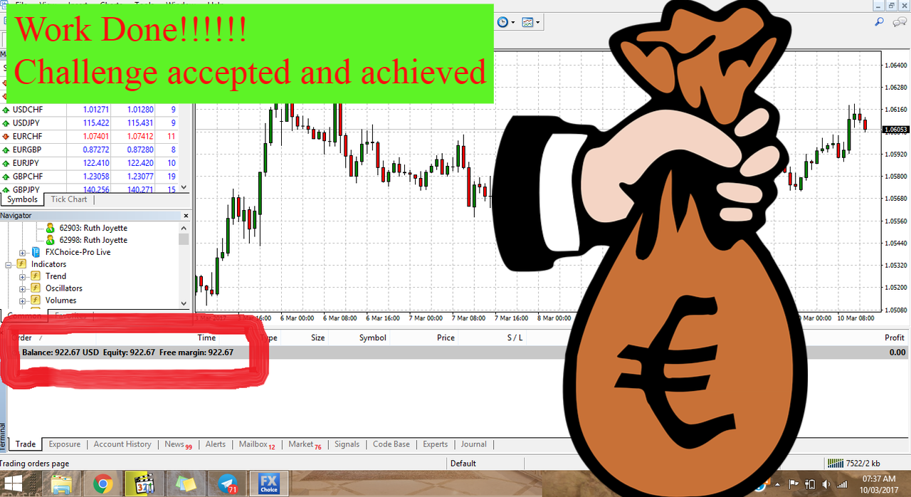 LOL. #itrade #forexlady #compoundersunited