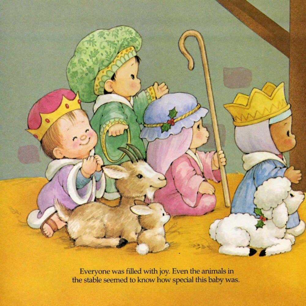 Andreea Reyes pesebre pastores reyes la virgen maría san josé y el niño
