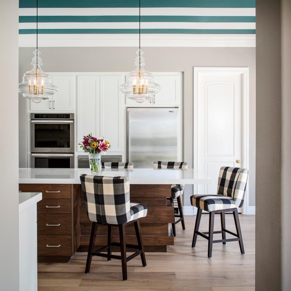 Kitchen Islands With Seating Pictures Ideas From Hgtv Hgtv Beige Kitchen Decor Inside Decor