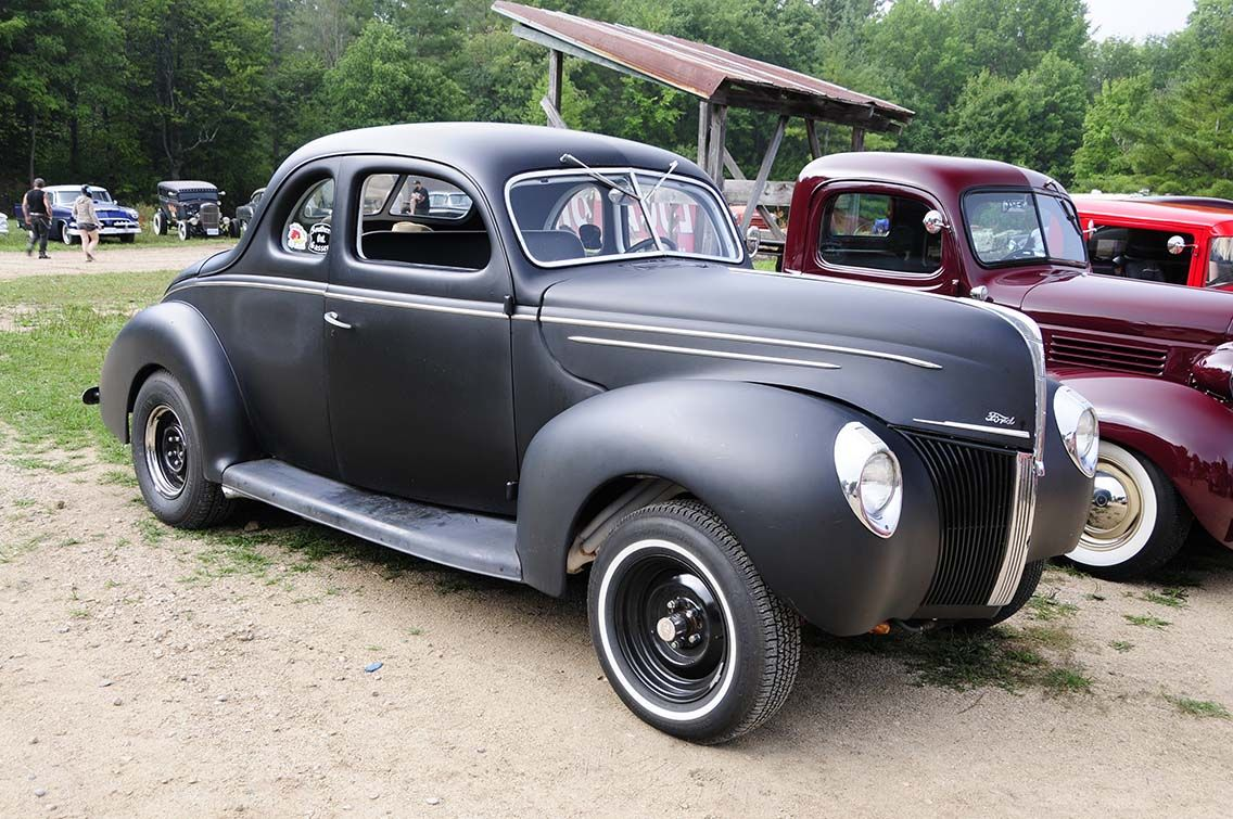 The Jalopy Jam-Up is a Ghostly Place where Traditional Hot Rods ...