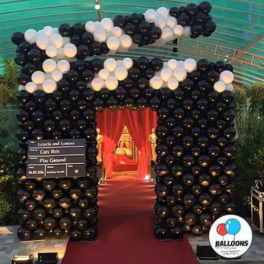 Pin By Magalie Leger On Balloon Decor In 2019