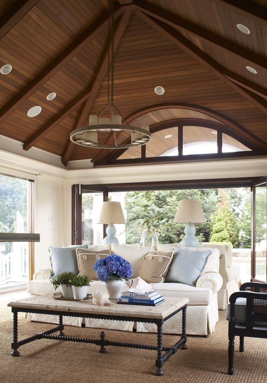 amusing new england contemporary living room   New England Cape Cod Interior   Living room furniture ...