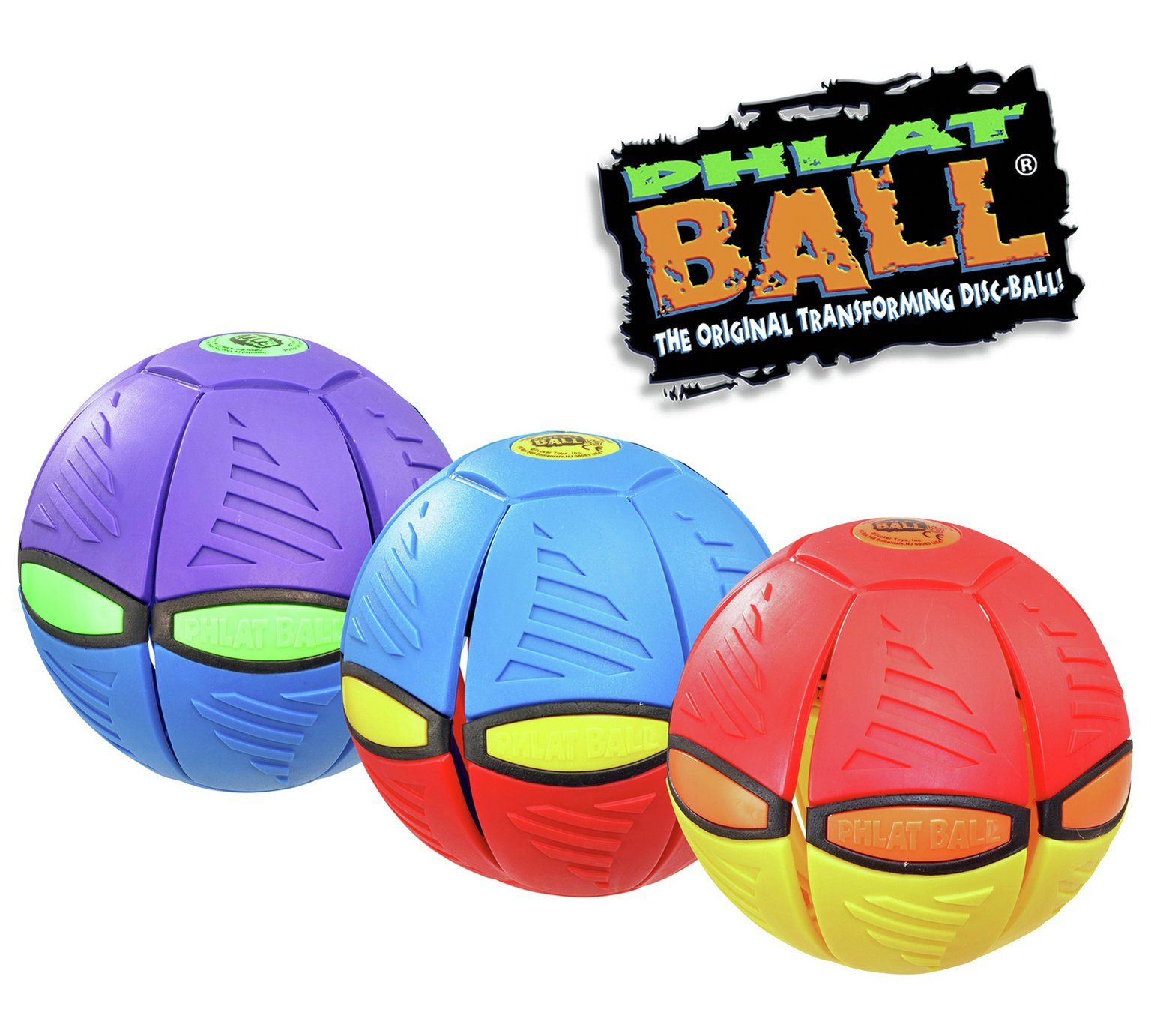 Buy Phlat Ball Kids Ball Games With Images Fusion Colors