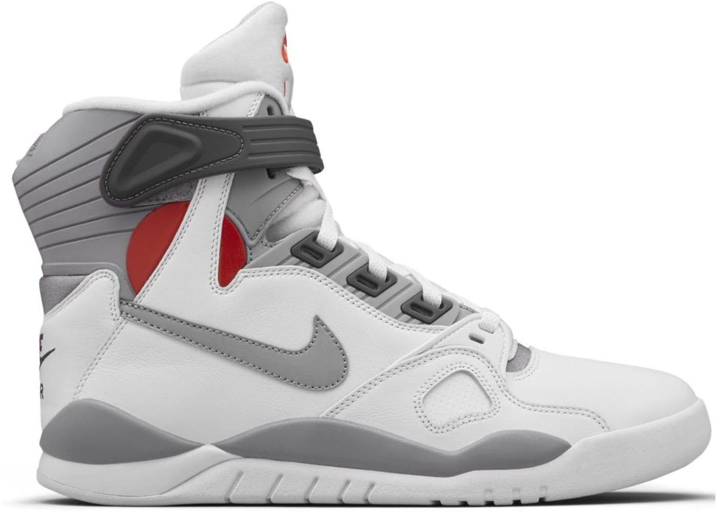 Nike Air Pressure Retro White Cement