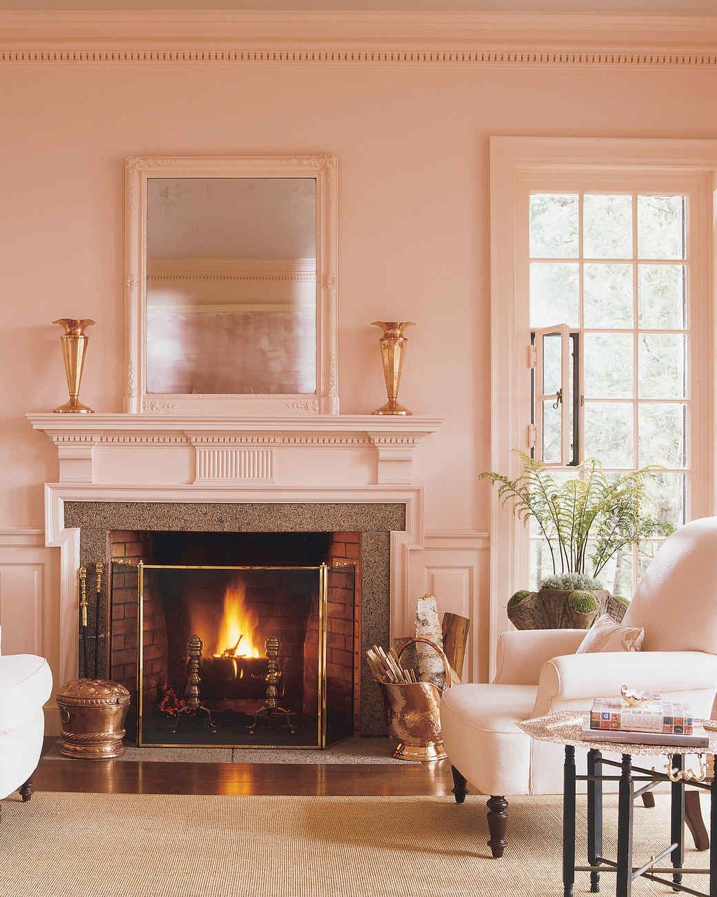 Skylands Guesthouse   Pink living room, Romantic style living ...
