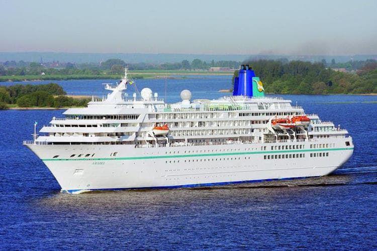 MS Amadea Phoenix Reisen Cruiseships Pinterest Phoenix - Cruise ship amadea