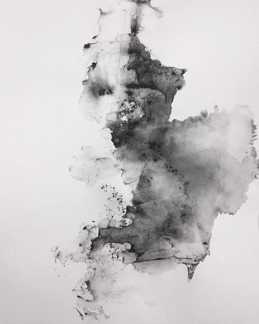 Materials Used Watercolors Winsorandnewton Burnt Umber