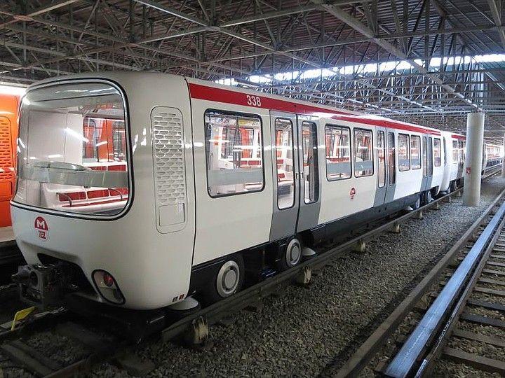 Alstom to deliver 30 metro trainsets to Lyon - Metro Report