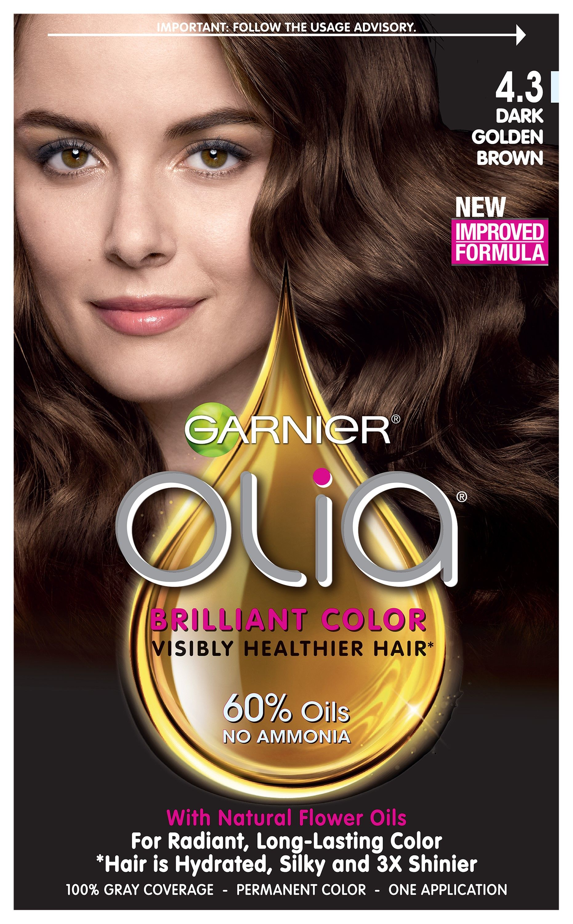Beauty Olia Hair Color Garnier Hair Color Garnier Hair Color Brown