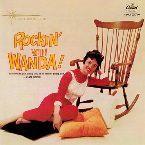 Wanda Jackson - Rockin' With Wanda! on LP