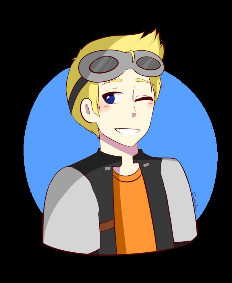 Lukas Story Mode Minecraft Fan Art