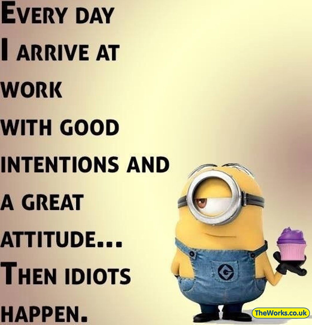 Minions Memes For Every Occasion The Works Minions Funny Funny Minion Quotes Minion Jokes