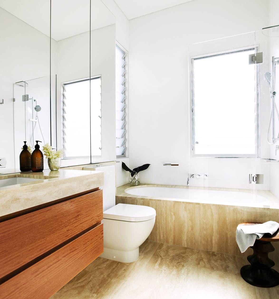 gallery fiona and david s queenslander renovation bathrooms rh pinterest com