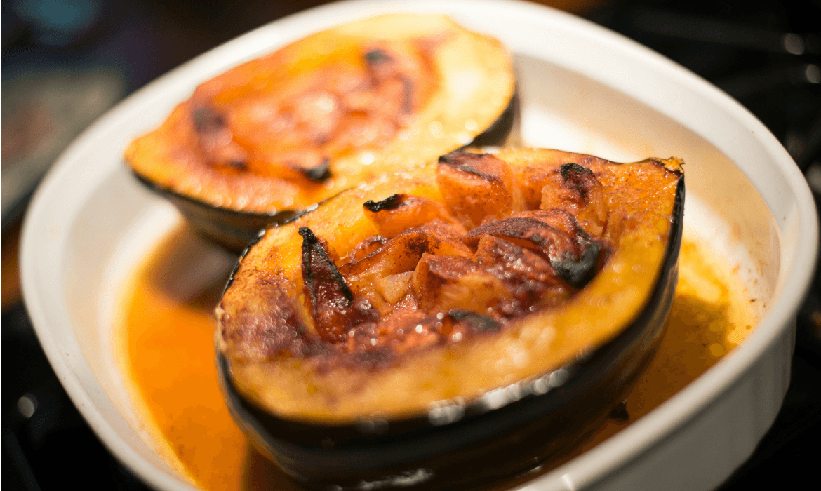 Try This Stuffed Buttercup Squash Recipe Right At Home This