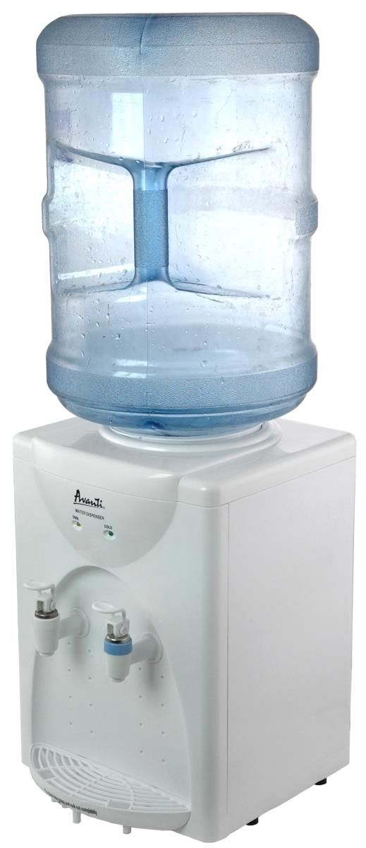 Avanti Wd29ec Counter Top Water Cooler Water Coolers Countertop