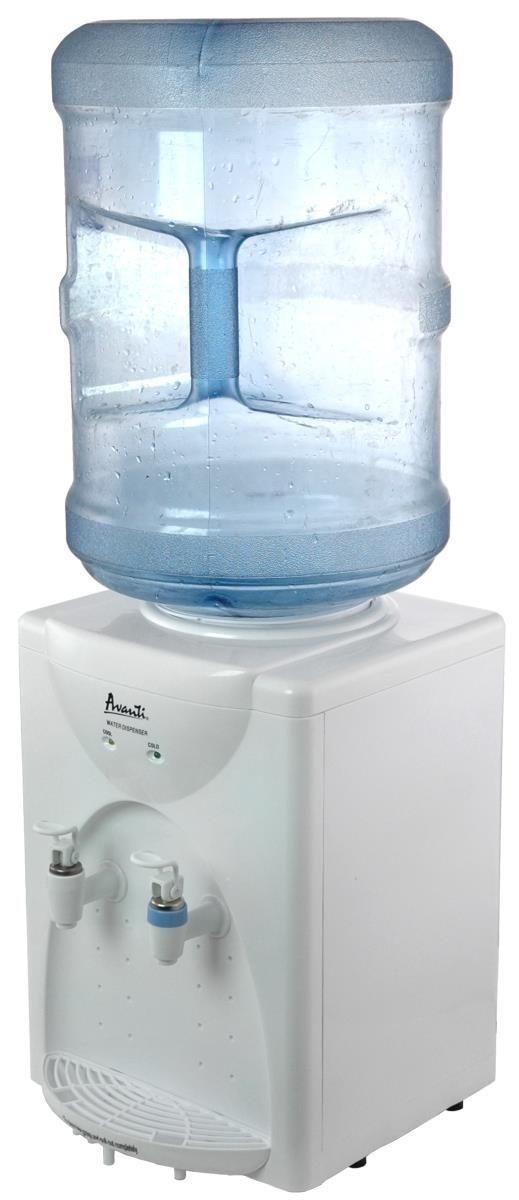 avanti wd29ec counter top water cooler - Countertop Water Dispenser