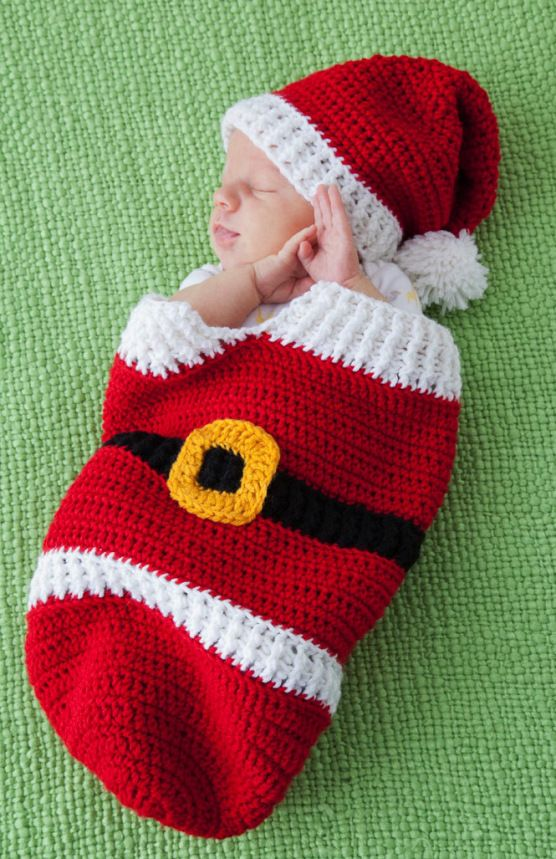CLOSED Christmas in Crochet Giveaway: Win a free Santa Cocoon kit ...