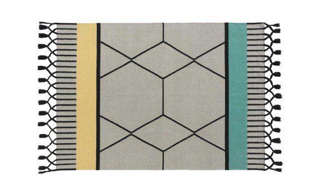 Lima Teppich von Gan aus der Kilima Collection
