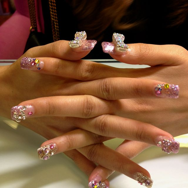 Luxy nail salon | Luxy | Pinterest | Nail salons, Salons and Amazing ...