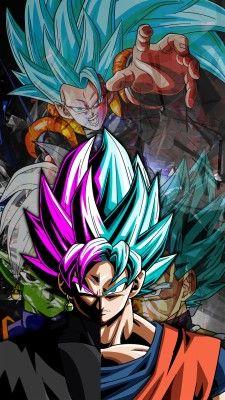 Anime Dragon Ball Super Dragon Ball - Dragon Ball ...