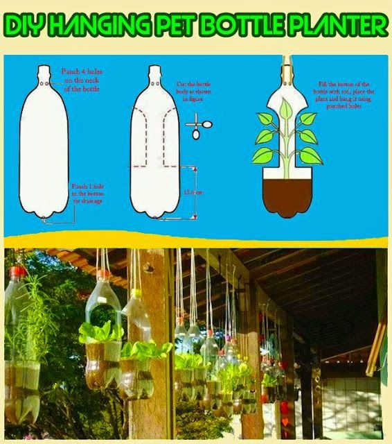 Hanging 2 Liter Bottle Planter Plastic Bottle Planter Diy Plastic Bottle Reuse Plastic Bottles