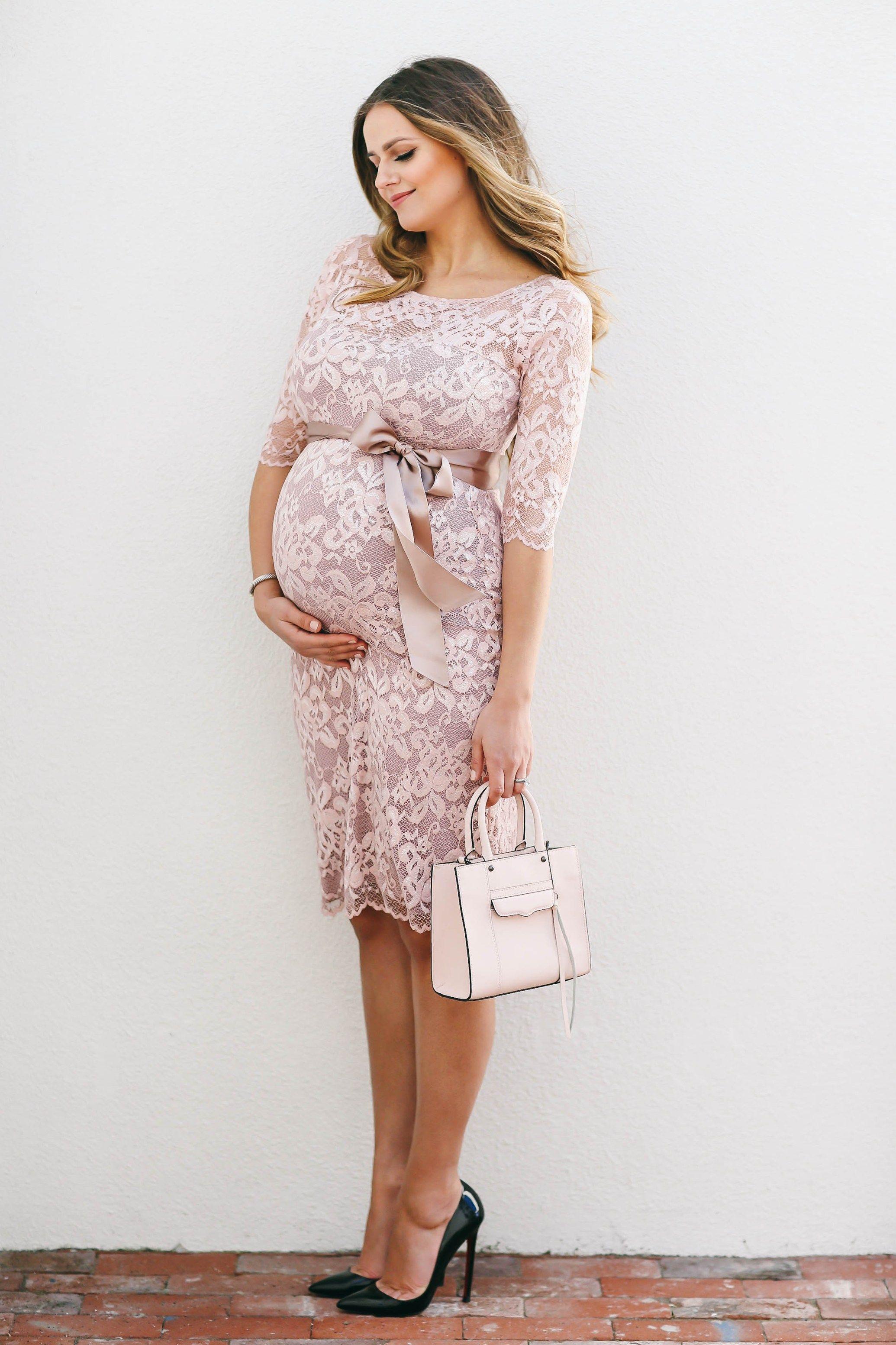 Bumpstyle blush pink lace maternity dress maternity dresses bumpstyle blush pink lace maternity dress bondgirlglam ombrellifo Image collections