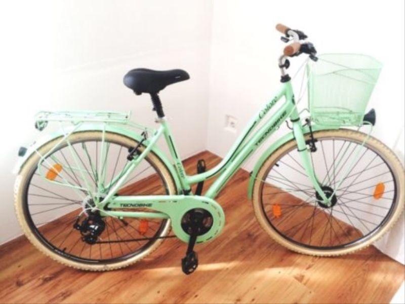 Damen Fahrrad 7-Gangschaltung, voll Funktionsfähig in Leipzig ...