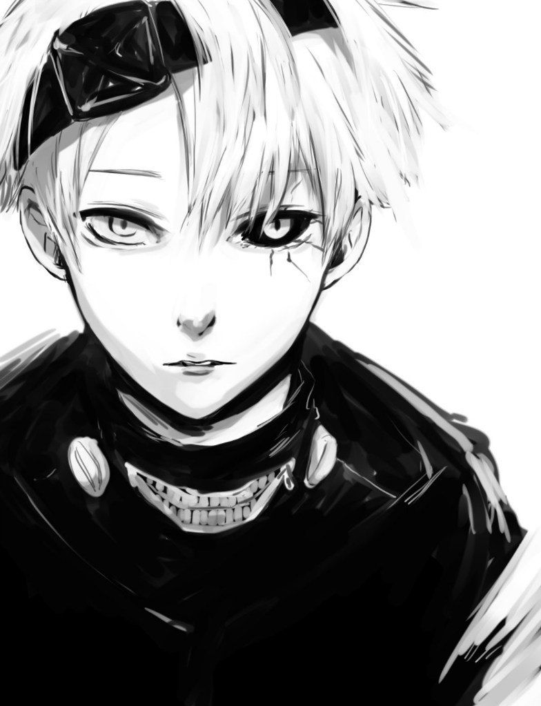 when u dont think any version of kaneki could get cooler and ishida