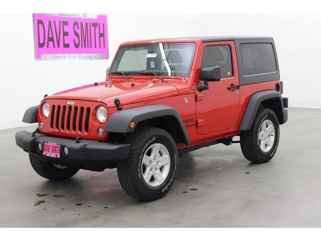 Car Brand Auctioned Jeep Wrangler 4wd 2dr Sport 16 New Car Model
