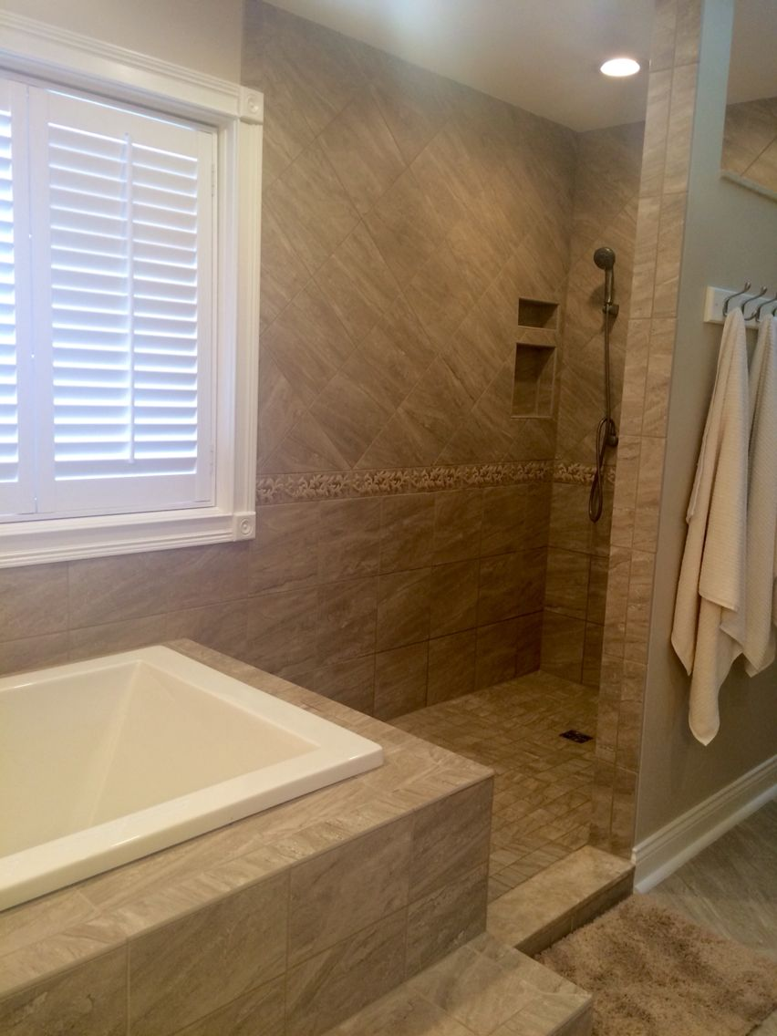 Walk-in shower/soaking tub - American alternative to ofuro? | good ...