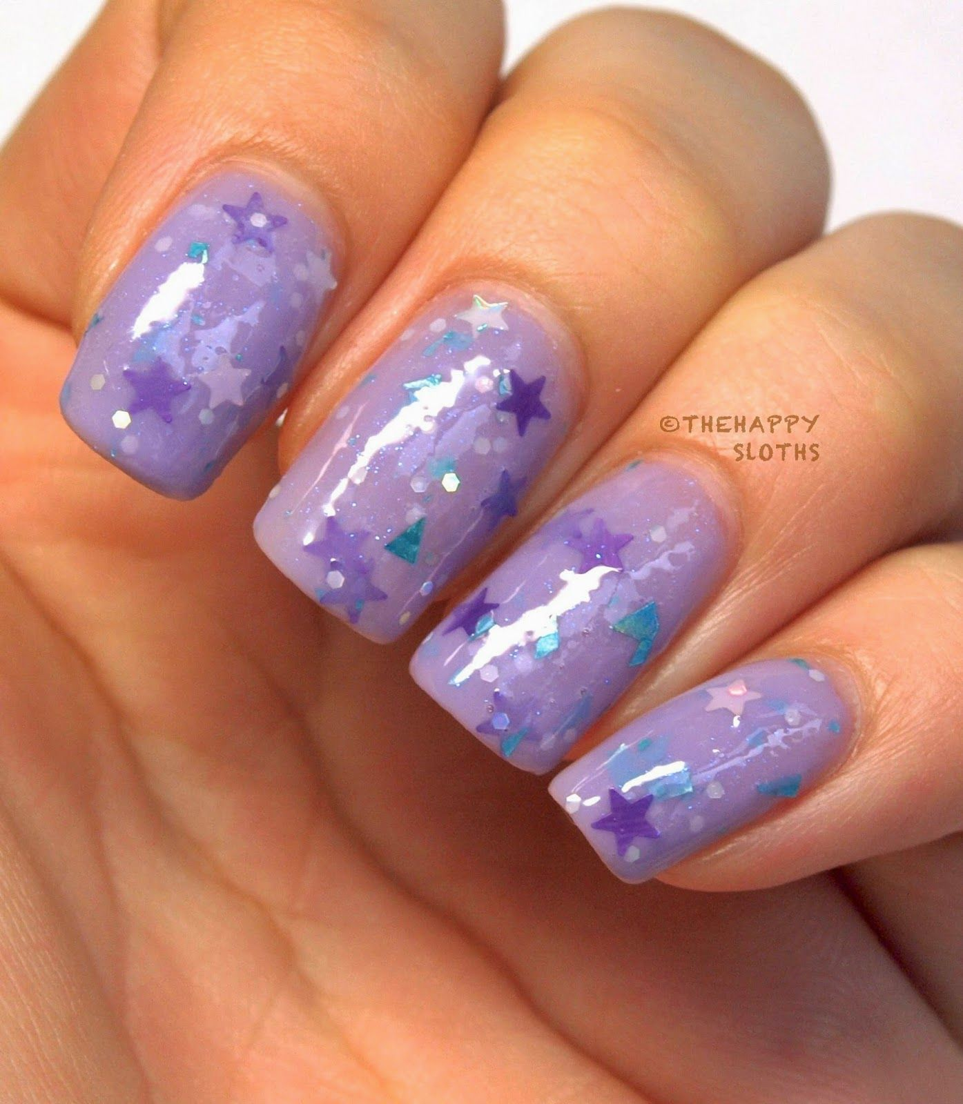 The Happy Sloths Daphine Polish Spring  Top  Collection Disc