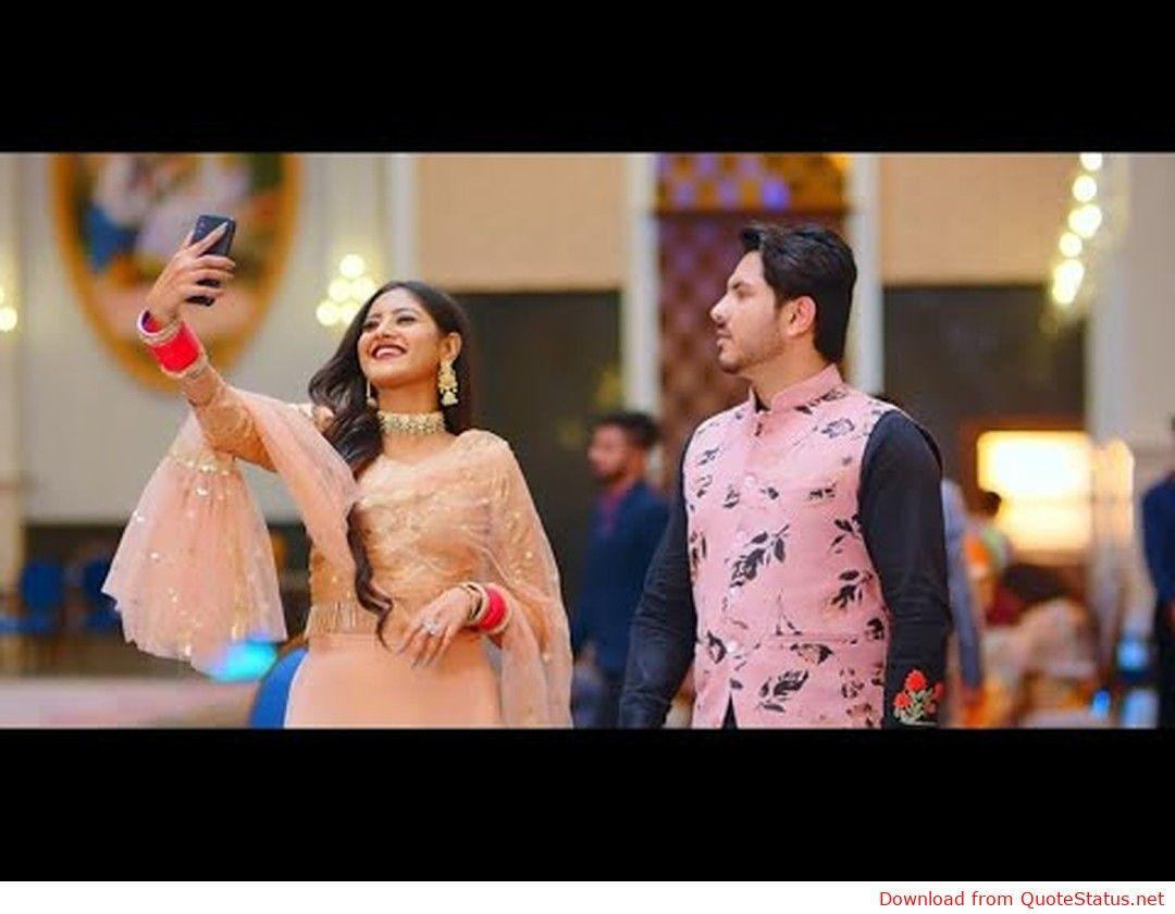 PHOTO Baani Sandhu Jass Bajwa song download video status ...