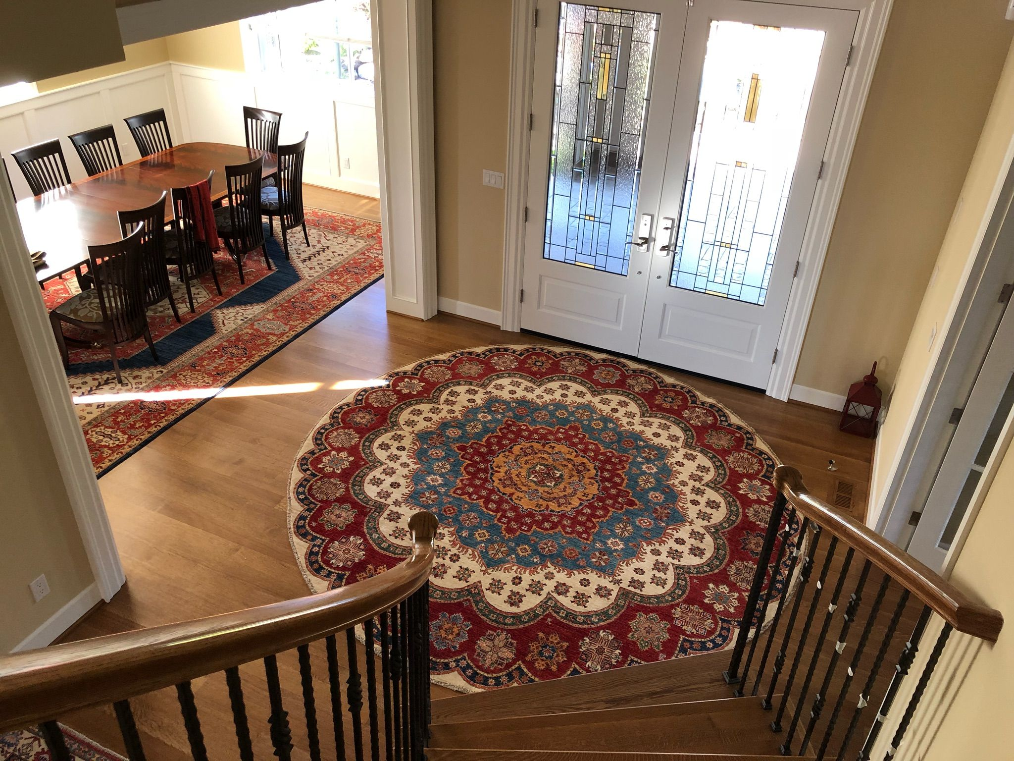 12x12 Round Area Rugs Rugs