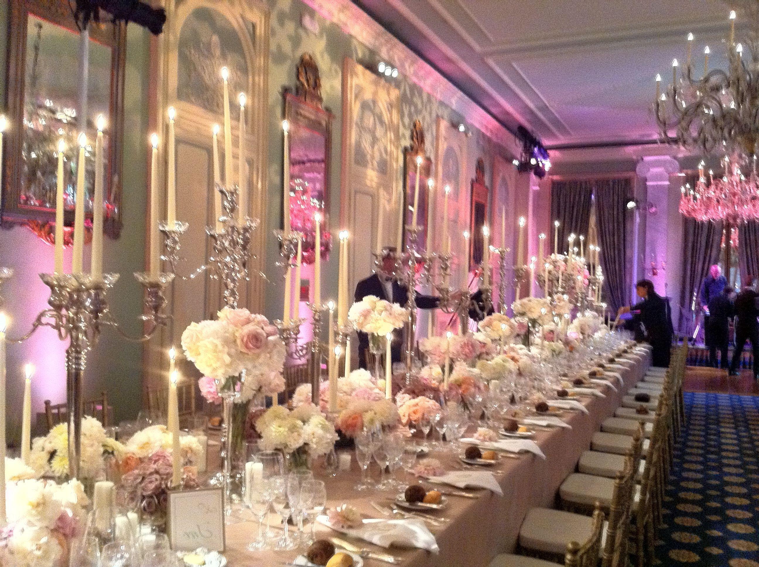 Breathtaking glamorous fairytale themed wedding decoration for Beautiful wedding decoration ideas