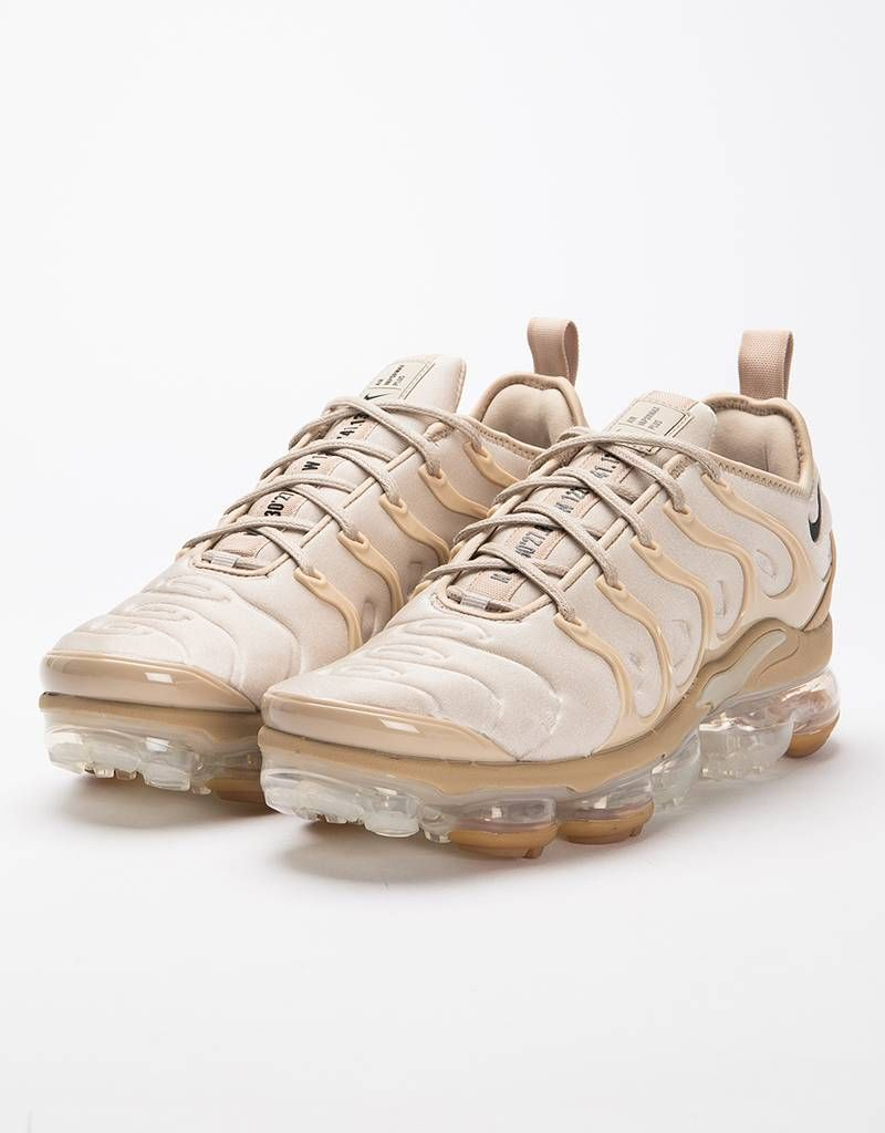 5f115ef6cae6f Nike Air Vapormax Plus Dark String Black-Dessert-Gum Light Brown ...