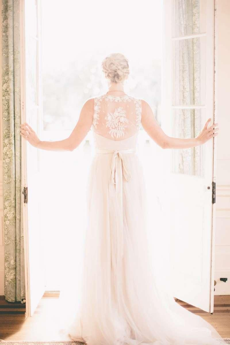 style | vintage charleston wedding inspiration | onyx gown from ...