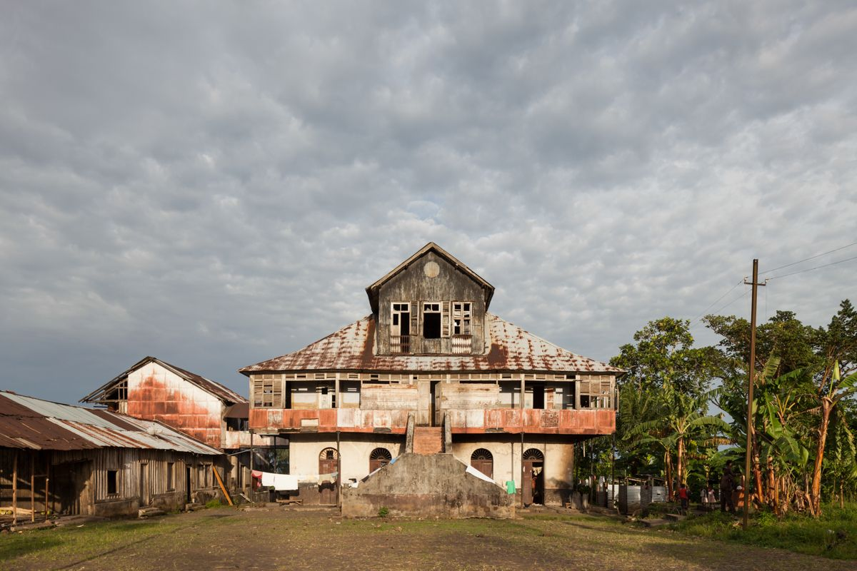 As Rocas De Sao Tome E Principe House Styles Sao Tome And