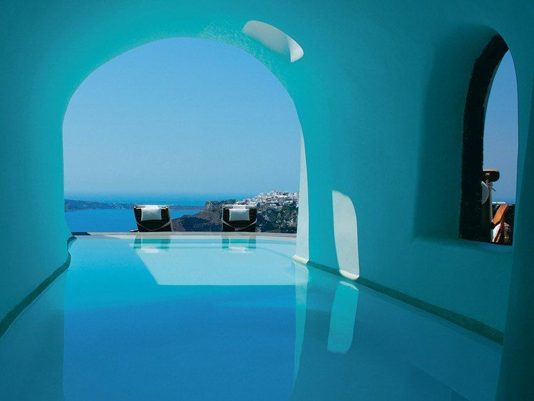 Amazing Private Pools At The Best Hotels In The World Oia Santorini Greece Oia Santorini And