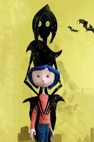 Pin By E K On Coraline Coraline Movie Coraline Jones Tim Burton Characters