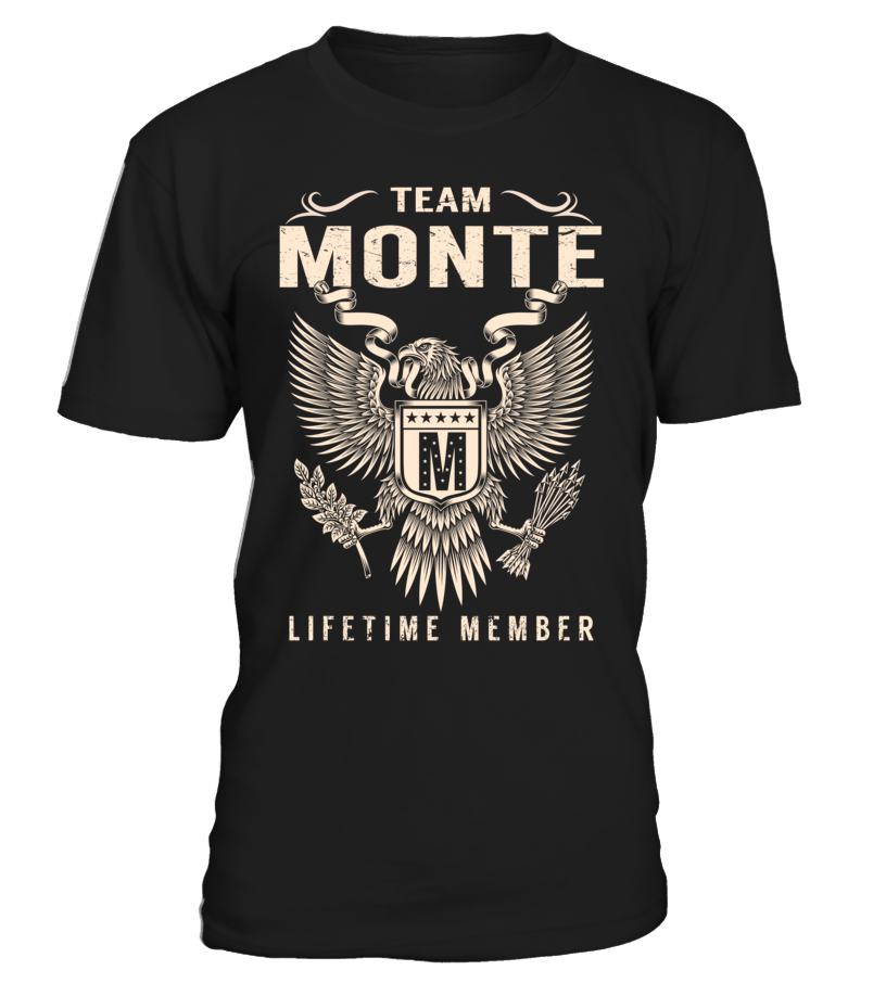 Team MONTE Lifetime Member