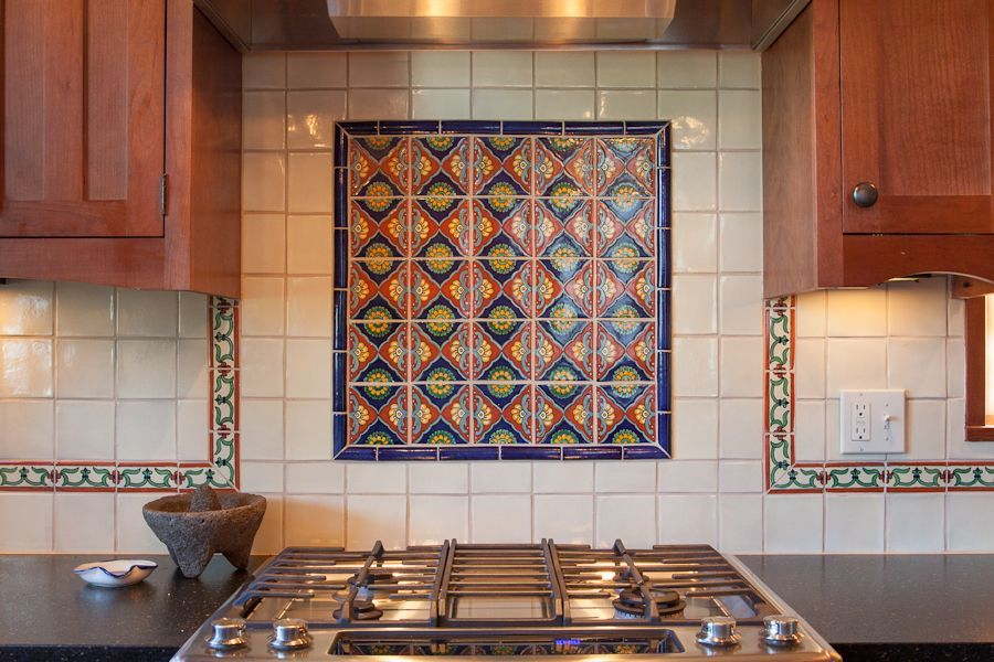 Decorative Tiles For Kitchen Walls Amusing Image Result For Mexican Tile Backsplash  Housing Ideas  Kitchen Inspiration Design