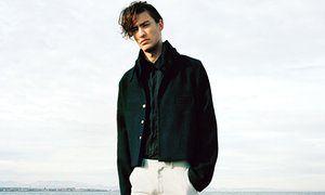 SEINCLLN minimal jacket