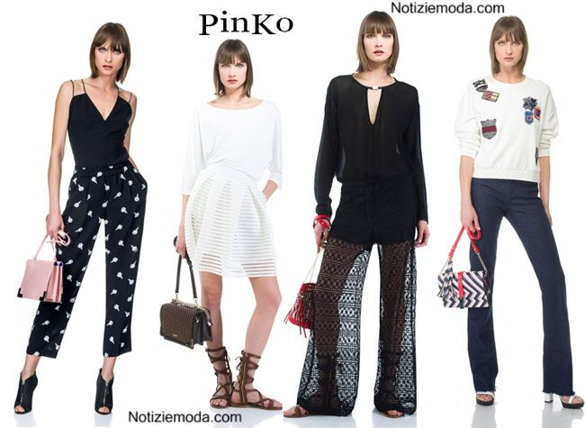 official photos 74eac 91ebf Borse Pinko primavera estate 2015 | Abbigliamento Moda Donna ...